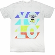 Popeye Shirt Not Popeye Adult White T-Shirt Tee