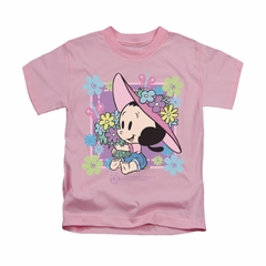 Popeye Shirt Olive's Garden Kids Pink Youth Tee T-Shirt