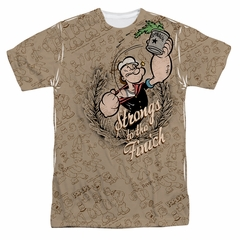 Popeye Strongs To The Finch Sublimation Shirt