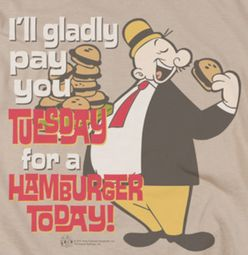 Popeye Tuesday Shirts