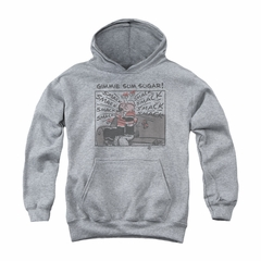 Popeye Youth Hoodie Sweet Love Athletic Heather Kids Hoody