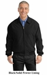 Port Authority Casual Jacket Microfiber Lightweight Outerwear
