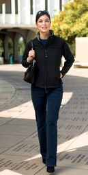 Port Authority Ladies Jacket Glacier Soft Shell Outerwear