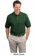 Port Authority Polo Shirt Sport Golf Pique Knit With Pocket