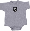 Pow Mia Patch Small Print Baby Romper