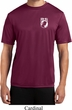 Pow Mia Pocket Print Moisture Wicking T-shirt