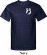 Pow Mia Pocket Print Tall T-shirt