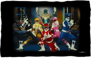 Power Rangers Blankets
