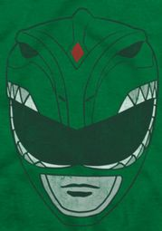 Power Rangers Green Ranger Shirts