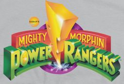 Power Rangers Logo Shirts