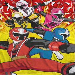 Power Rangers Ninja Steel GO GO Sublimation Shirts