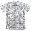 Power Rangers Ninja Steel Shirt Helmets Poly/Cotton Sublimation Shirt Front/Back Print