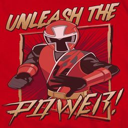 Power Rangers Ninja Steel Unleash Shirts