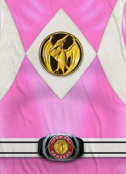 Power Rangers Pink Ranger Costume Sublimation Shirts