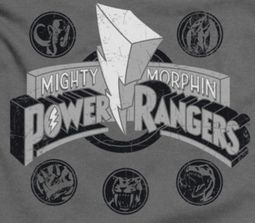 Power Rangers Power Coins Shirts