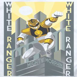 Power Rangers White Ranger Shirts