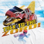 Power Rangers Zord Sublimation Shirts
