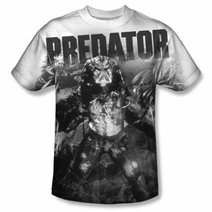 Predator Shirt In the Jungle Sublimation Shirt