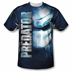 Predator Shirt Mask Sublimation Shirt