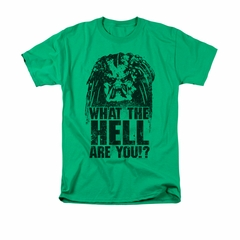 Predator Shirt What Are You Kelly Green T-Shirt