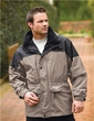 Tri Mountain Premium Quality Men's 3 in 1 System Parka Colorado Jacket