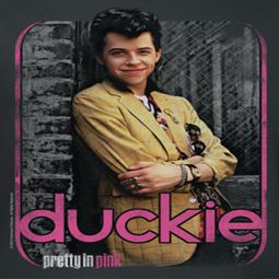 Pretty In Pink Just Duckie Shirts