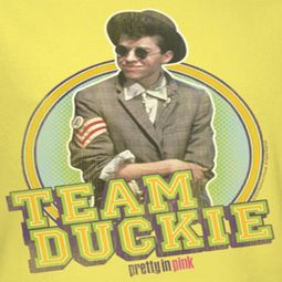 Pretty In Pink Team Duckie Shirts