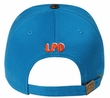Printed Metallic Lion 3D Hat - Lackpard Cap - Turquoise