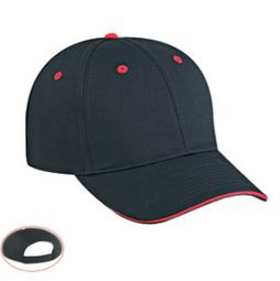 Professional Style Cotton Hat � Low Profile Adjustable Cap
