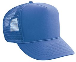 Professional Style Mesh Hat � High Crown Adjustable Cap