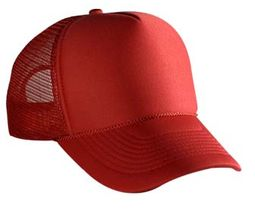 Professional Style Mesh Hat � Polyester Adjustable Cap
