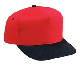 Professional Style Two Tone Hat � Baseball Adjustable Cap