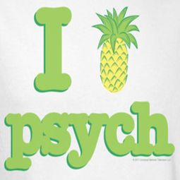 Psych I Like Psych Shirts
