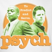 Psych Predictable Shirts