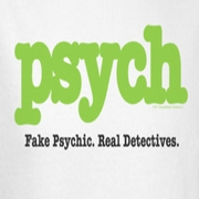 Psych Title Shirts