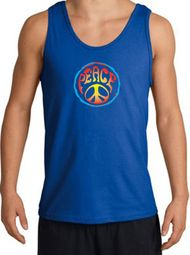 Psychedelic Peace Tanktops