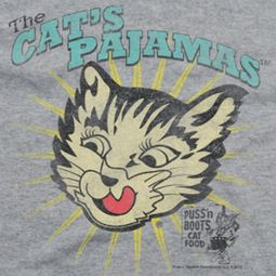 Puss N Boots Cat's Pajamas Shirts