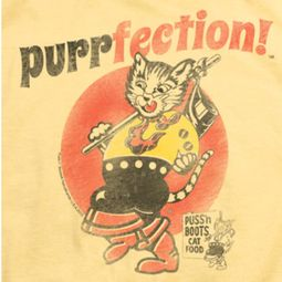Puss N Boots Purrfection Shirts