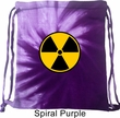 Radiation Tie Dye Bag