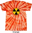 Radiation Twist Tie Dye Shirt