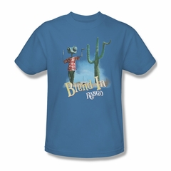 Rango Shirt Blend In Adult Carolina Blue Tee T-Shirt