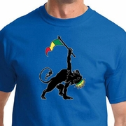 Rasta Triangle Mens Shirts