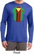 Rasta Vest Tuxedo Moisture Wicking Long Sleeve