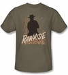 Rawhide Kids T-Shirt  - TV Series Rawhide Tee Shirts Youth