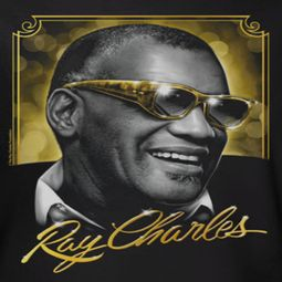 Ray Charles Golden Glasses Shirts