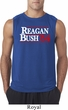 Reagan Bush 1984 Mens Sleeveless Shirt