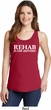 Rehab Is For Quitters Ladies Tank Top