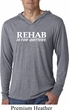 Rehab Is For Quitters Lightweight Hoodie Shirt
