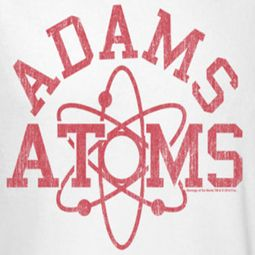 Revenge Of The Nerds Adams Atoms Shirts