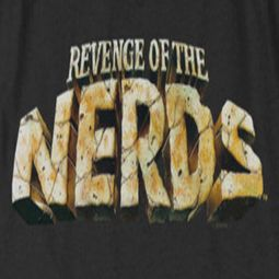 Revenge Of The Nerds Logo Shirts
